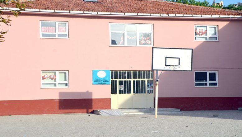 Şarköy'de iki okul tahliye edildi