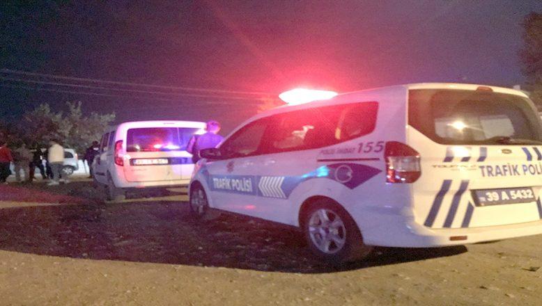 Kırklareli'nde sağlık ve polis ekibine saldırı: 2 yaralı