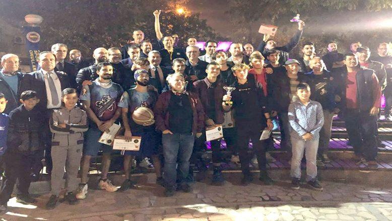Sokak Basketbolu'nda DOÇEK Takımı Şampiyon…