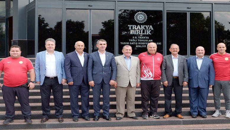 Trakya Birlik Süper Lig yolunda