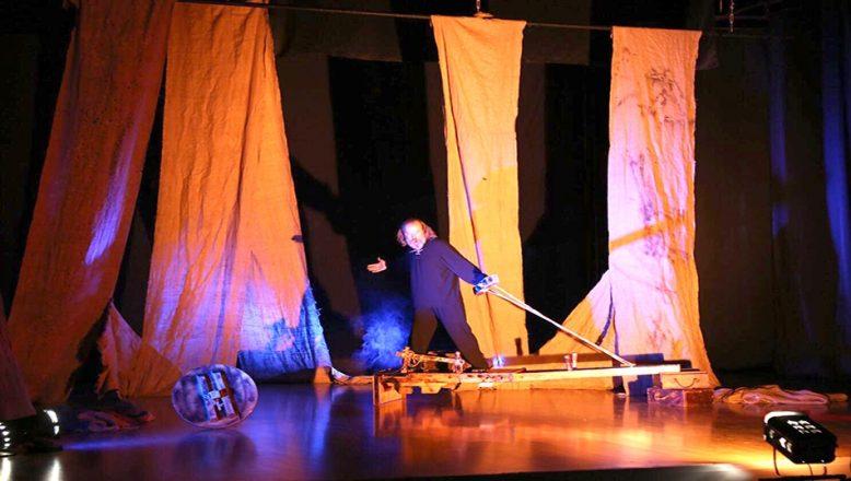 Kuva-yi Milliye Destanı oyunu sahnelendi