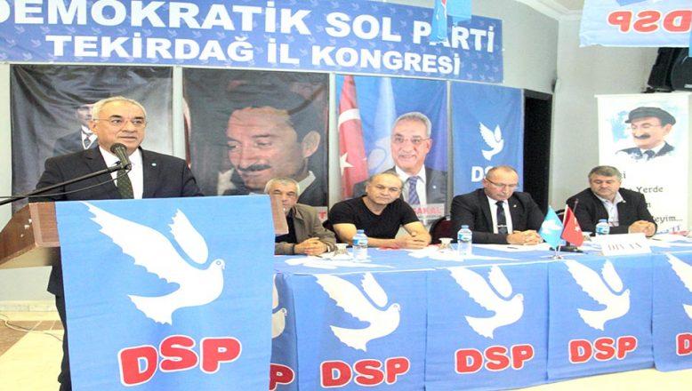 DSP'den CHP'ye seçim ittifakı eleştirisi