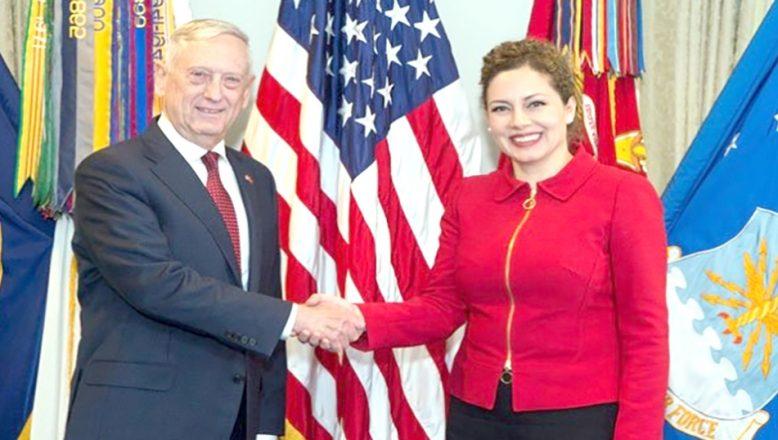 Arnavutluk'un, ABD ile askeri işbirliği dikkat çekiyor