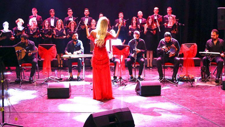 Öğretmenler korosundan, Türk Sanat Müziği konseri