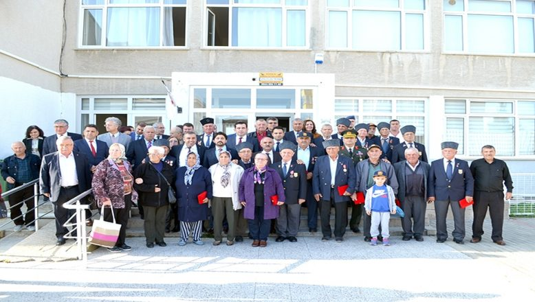 'Milli Mücadele Madalyası ve Berat' töreni