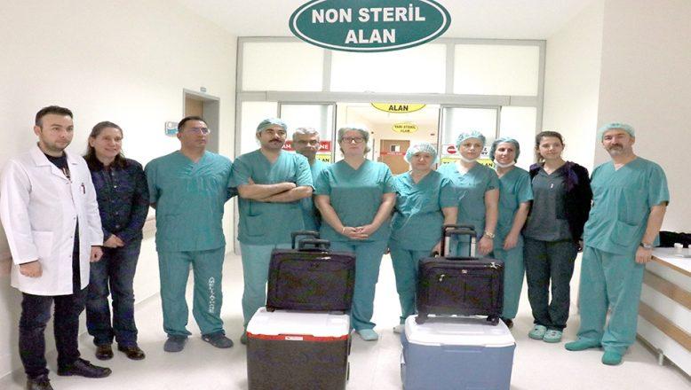 Organlarıyla üç hastaya umut olacak