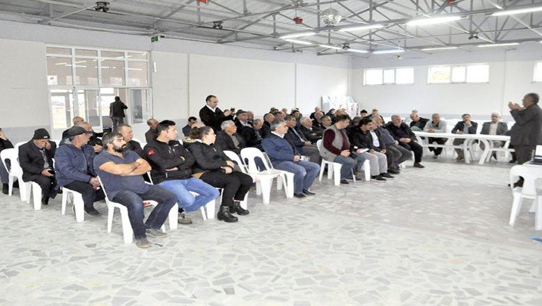 Arıcılığı Geliştirme Projesi Değerlendirme Toplantısı düzenlendi