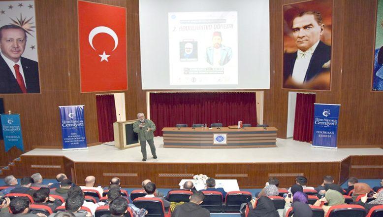 """""""2. Abdülhamid Dönemi Konferansı"""" düzenlendi"""