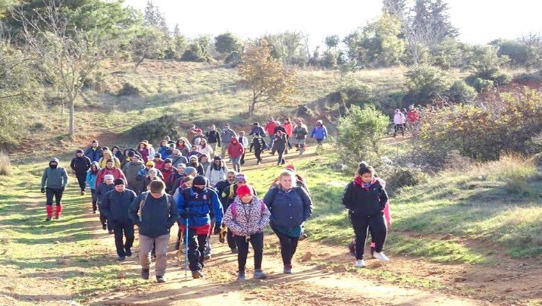 DOÇEK, Sarıpolat'ta yürüdü