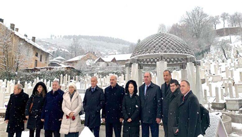 Balkanlar Eğitim Müşavirleri Toplantısı yapıldı