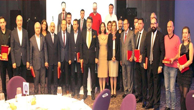 12. Başarılı Türk Firmaları Ödül Töreni gerçekleştirildi