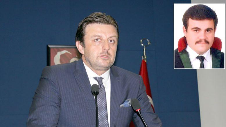 """Baro Başkanı Pınar, """"Başımız sağolsun"""""""