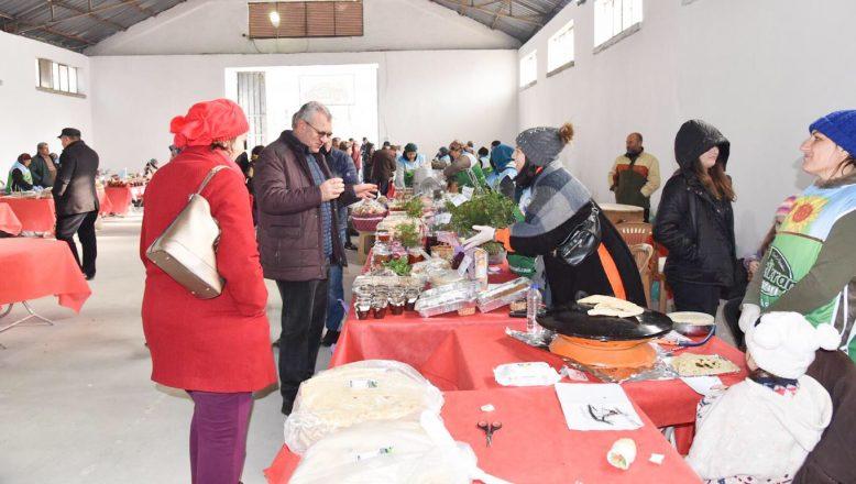 TMO Depolarında İzzeti İkram Pazarı açıldı