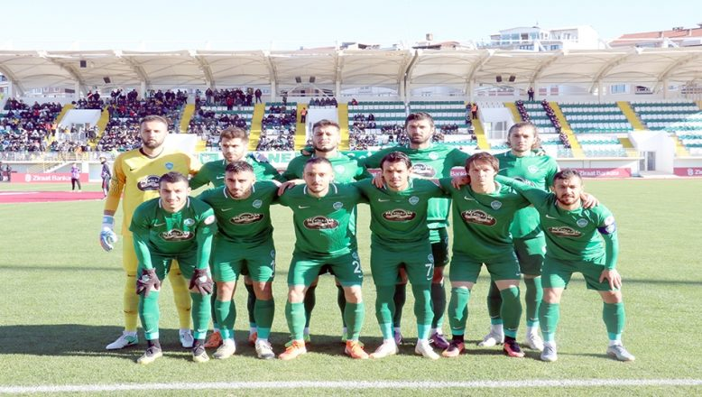 Kırklarelispor Ziraat Türkiye Kupası'nda Süper Lig ekibini mağlup etti
