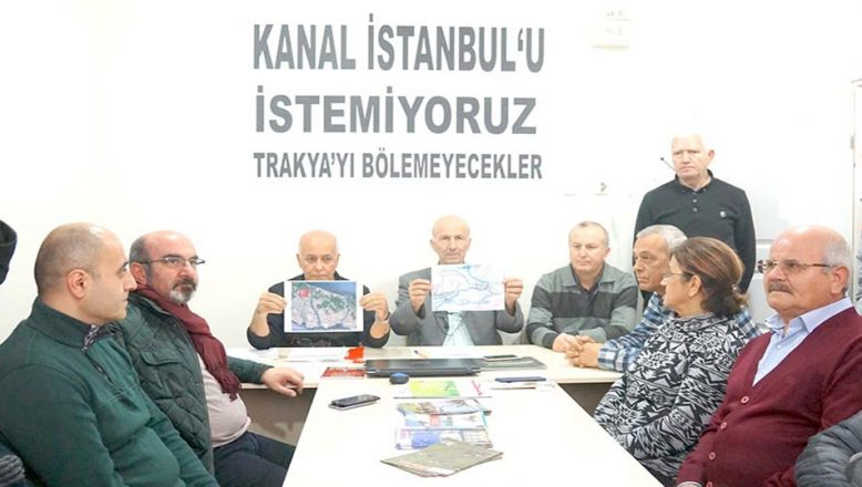 Kanal İstanbul endişesi