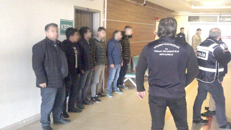FETÖ şüphelilerinin kaçışını organize eden 4 zanlı tutuklandı