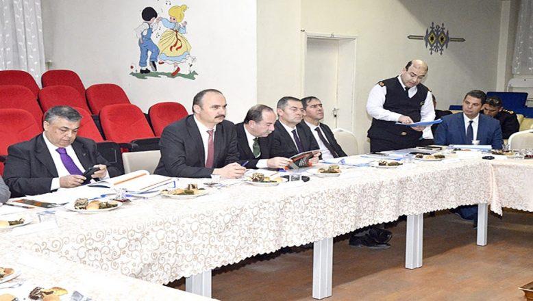 Roman Eylem Planı Toplantısı yapıldı