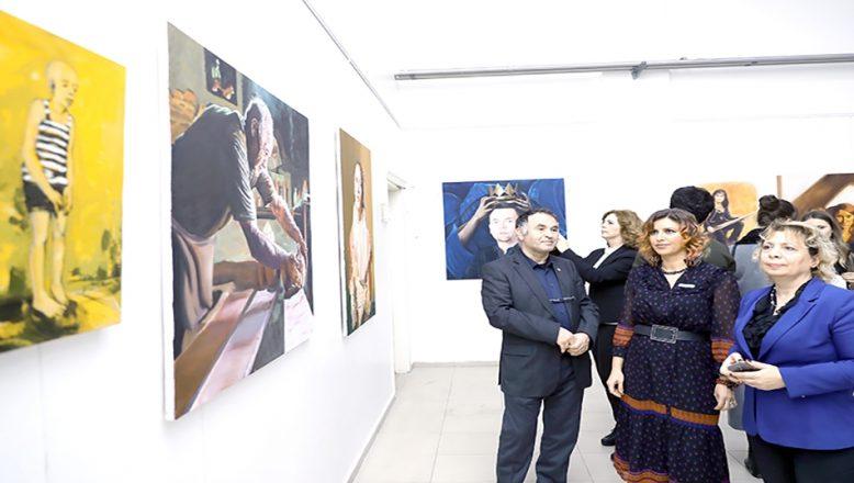 Atatürk'ün Edirne'ye gelişi anısına sergi
