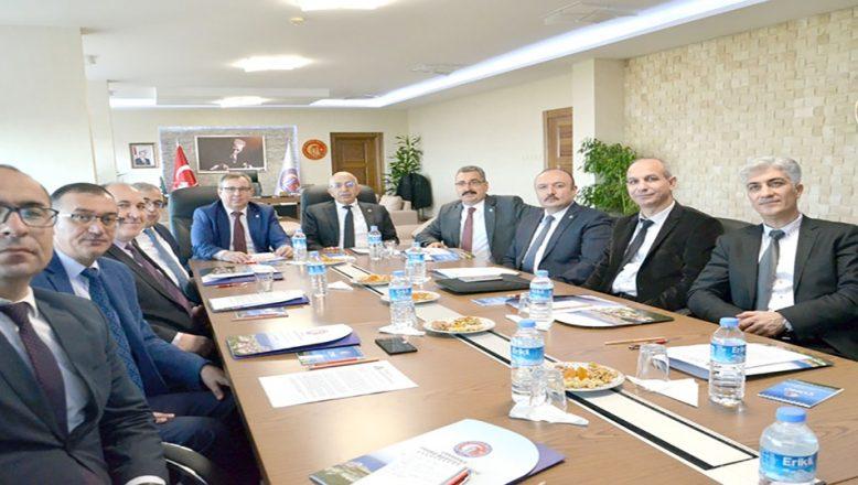 TÜB Üst Kurulu 16. Toplantısını gerçekleştirdi