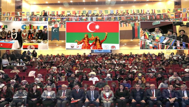 'Dünya Kültürlerinin Buluşma Noktası Türkiye'