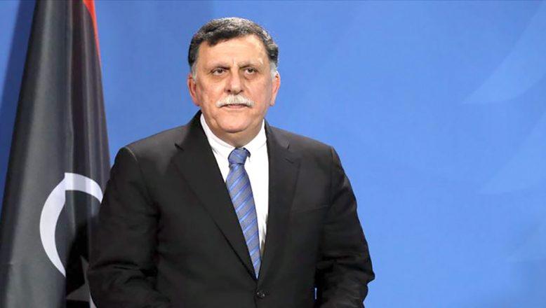 """Libya'yı üssünüz yapmayı hayal etmeyin"""