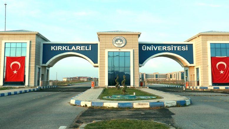 Kırklareli Üniversitesi de 'uzaktan eğitim' kararı aldı