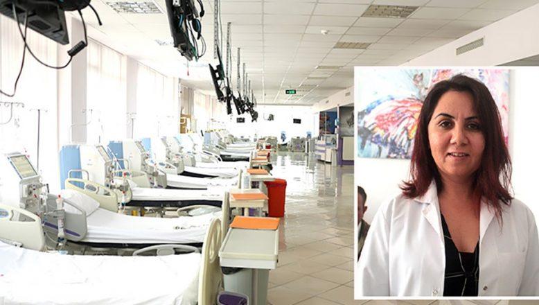 """""""Türkiye'de 65 bin civarında diyaliz hastası var"""""""