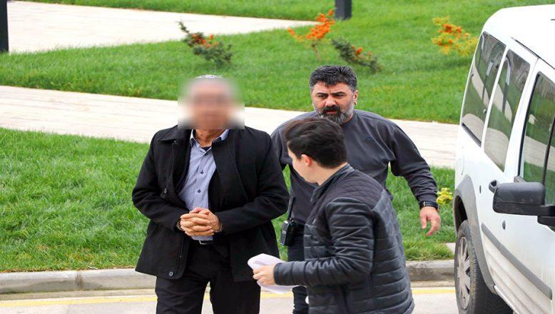 Emekli öğretmen cinayet iddiasıyla tutuklandı