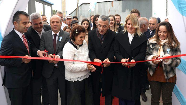 Engelli Bakım Merkezi açıldı