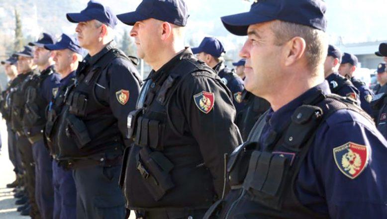 Türkiye'den, Arnavutluk polisine araç ve ekipman yardımı
