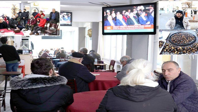 Kırklareli'de, Fenerbahçe heyecanı yaşanıyor