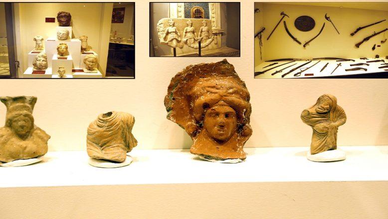 Tekirdağ Müzesi'ndeki eserler, Trak medeniyetine ışık tutuyor