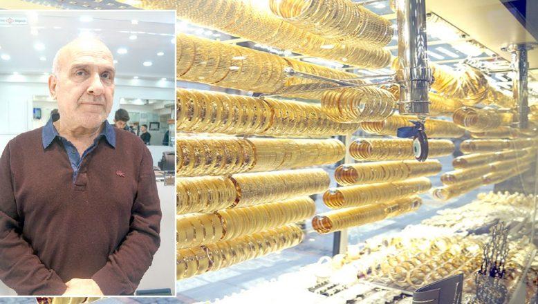 Altın fiyatları zirvede