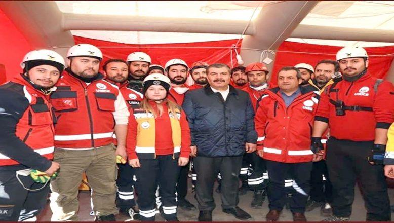 Edirne ekibi yaraları sarmaya devam ediyor