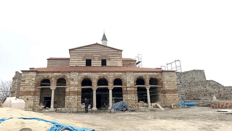 Fatih Camii'nin bir köşesi müze olacak