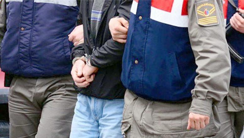 Terör örgütü DHKP/C şüphelisi Yunanistan'a kaçarken yakalandı