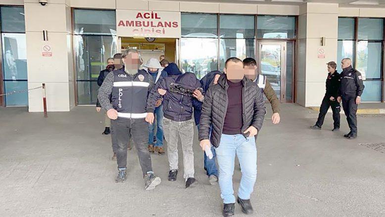 Göçmen kaçakçılığı operasyonunda 5 şüpheli tutuklandı
