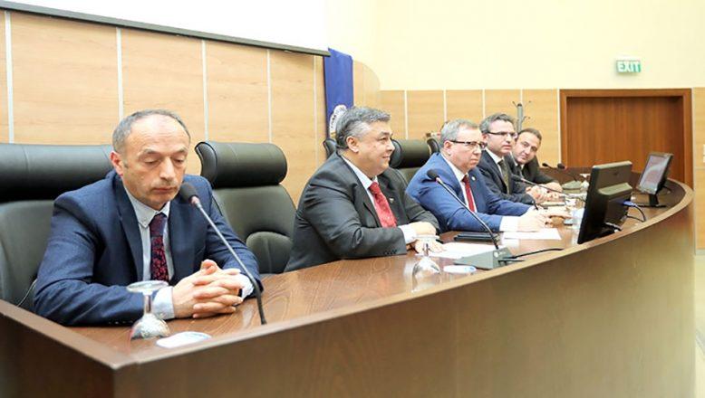 """""""Trakya Kariyer Fuarı"""" toplantısı düzenlendi"""