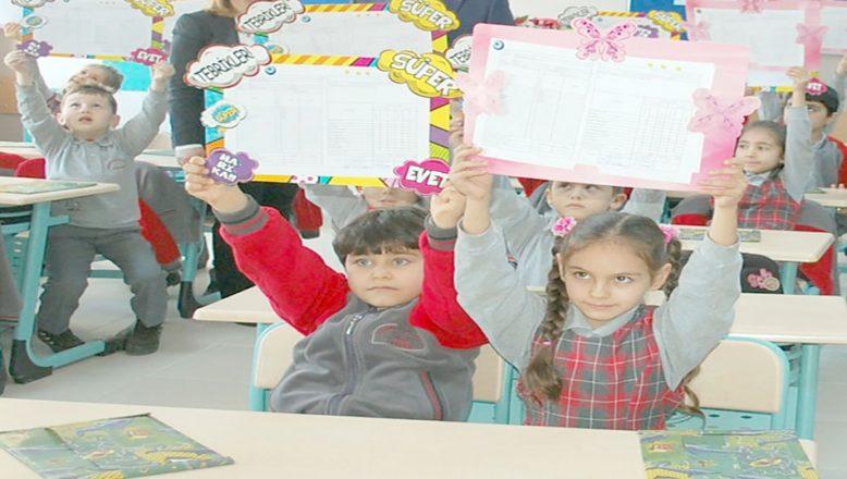 55 bin 272 öğrenci karne alacak