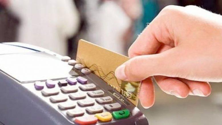 Kredi kartlı ödeme tutarı 2019'da 1 trilyon TL'ye yaklaştı