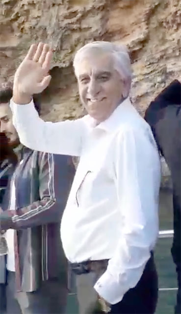 CHP'li İl Genel Meclis Başkanı Mehmet Geçmiş