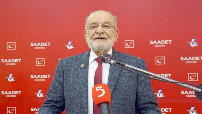 """Karamollaoğlu, """"Tok açın halinden anlamazmış"""""""