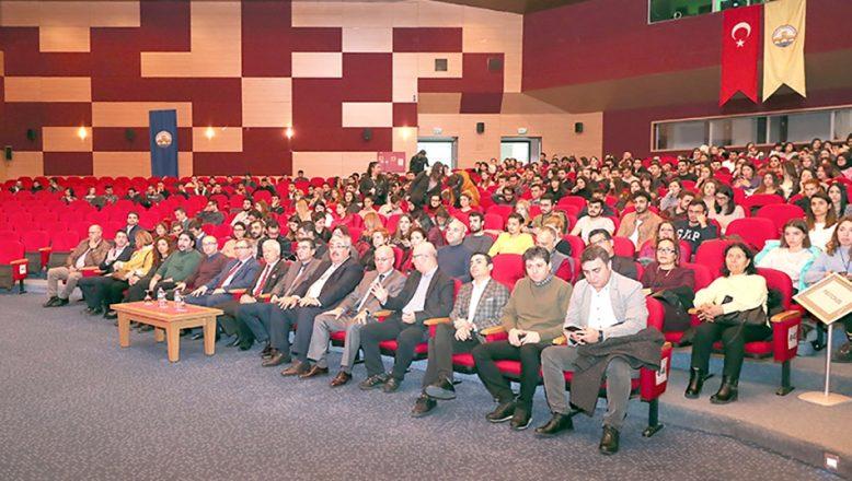 "Trakya Üniversitesi'nde ""TROY"" konuşuldu"