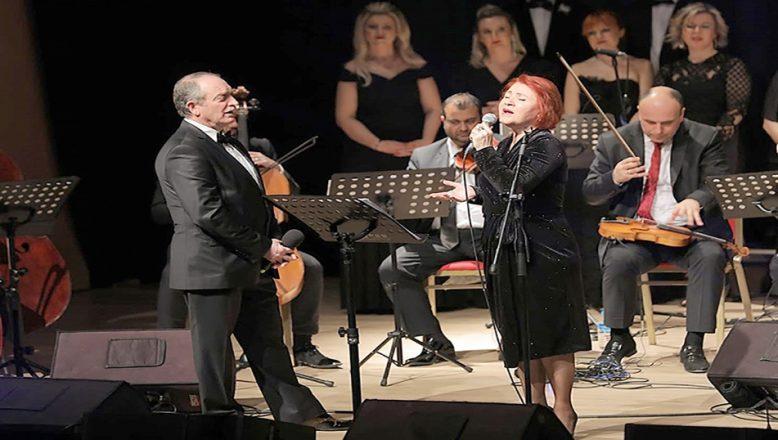 TSM Korosu yılın ilk konserini verdi