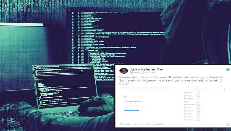 Bakanlıkların sitelerine siber saldırı