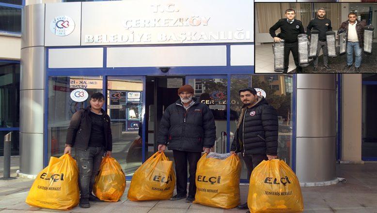 Depremzedeler için yardım kampanyası başlatıldı