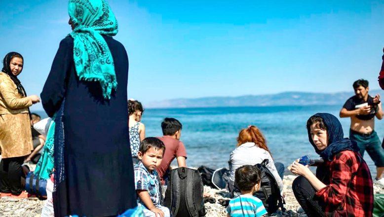 Düzensiz göçe karşı, Afganistan'da kampanya