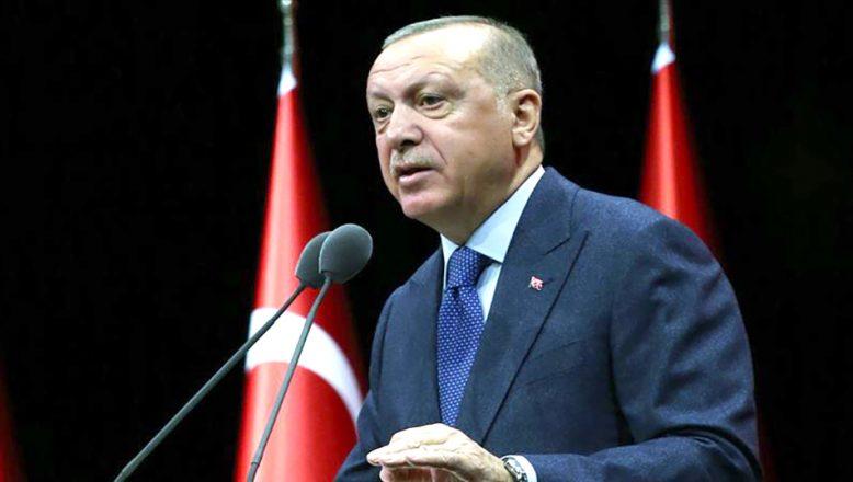 Kuzey Makedonya'da en sevilen dünya lideri, Cumhurbaşkanı Erdoğan oldu