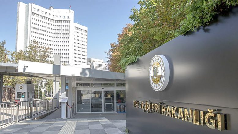 Türkiye'den, Almanya'daki ırkçı terör saldırısına tepki