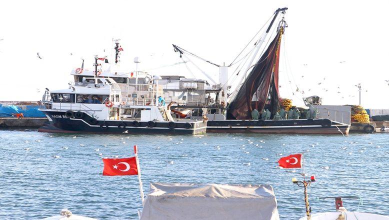 Tekirdağlı balıkçılar yüzünü Karadeniz'e çevirdi